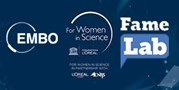 Competitions for scientists: EMBO, L'Oréal aFameLab