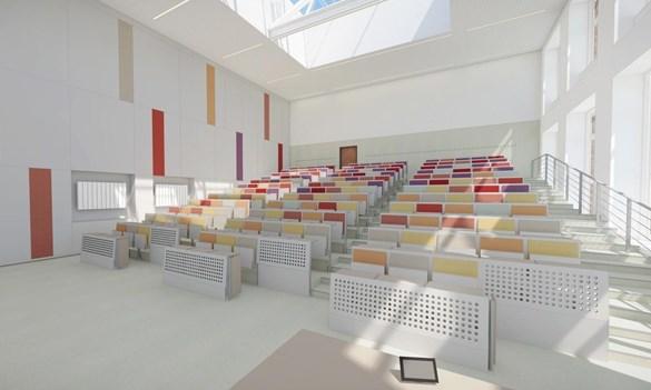 Na Právnické fakultě MU začala rekonstrukce a modernizace čtyř poslucháren