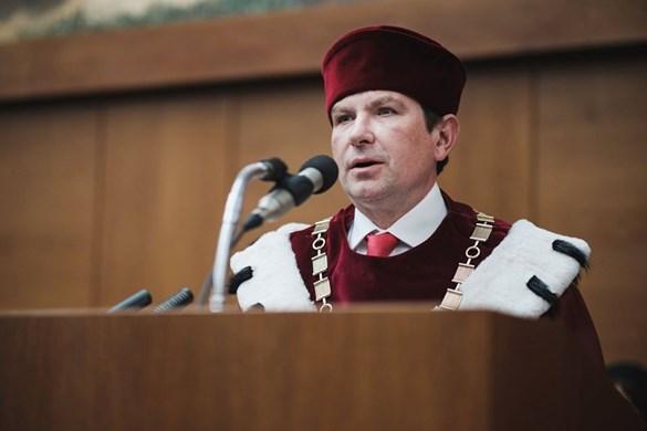 Univerzitu vede nový rektor