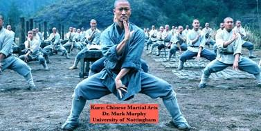 Všimli jste si někdy, že žádné z čínských (na rozdíl od japonských) bojových umění není zastoupeno na Olympiádě? Víte proč?