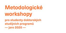 Metodologické workshopy jaro 2020