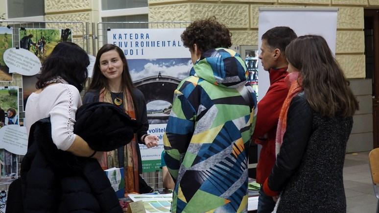 Při vytváření programu Politics, Media and Communication se akademici inspirovali v zahraničí. Foto: Radka Rybnikárová