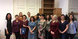 WHO CC activities in Czech Republic: piloting the Midwifery Assessment Tool for Education (MATE)