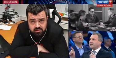 """""""Usmívám se, protože říkáte jenom lži"""": reflexe svérázné debaty Moskvy s Pavlem Novotným"""