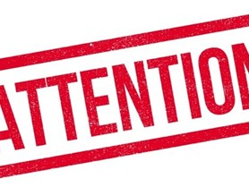 Call for Papers: The Aesthetics of Attention