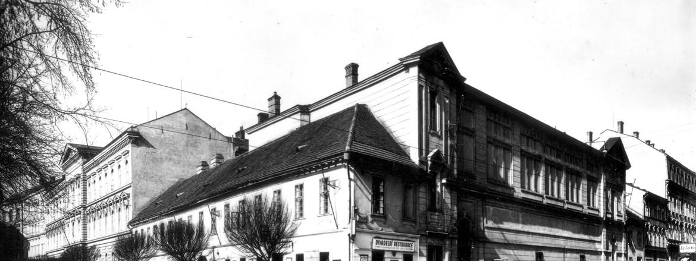 Margita Havlíčková: Kde se v Brně hrálo divadlo