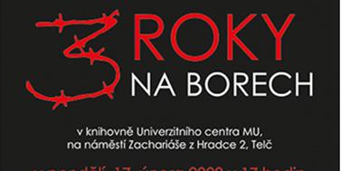 Tři roky na Borech a Propojení ženy s magií přírody, to je porce přednášek Univerzitního centra v Telči na příští týden!