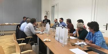 Setkání Asociace děkanů přírodovědných fakult na Ostravské univerzitě