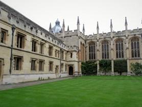 Erasmus v Oxfordu! Přihlášky na akademický rok 2020/2021