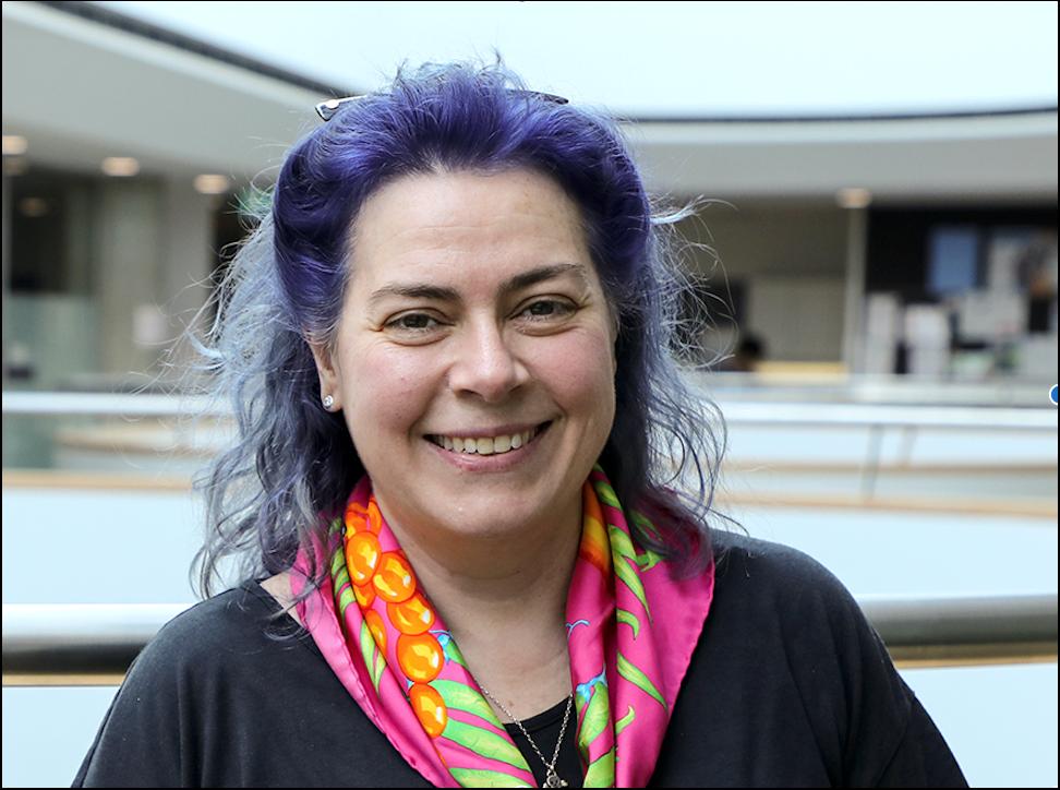 Bridgette Engeler. Future studies and strategic foresight researcher. Melbourne, Australia.