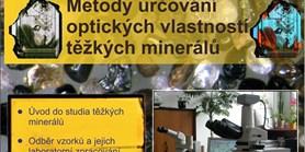 Metody určování optických vlastností těžkých minerálů
