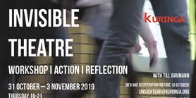 Neviditelné divadlo v praxi, aneb jak málo stačí k aktivizaci kolemjdoucích