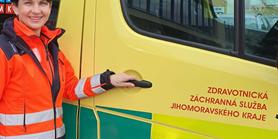Šéfka záchranářů: Baví mě vidět okamžitý výsledek své práce
