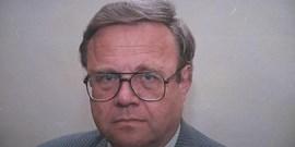 Smuteční oznámení: zemřel profesor Libor Páč