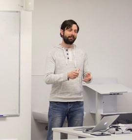 Marek Grác: Workshop o anotaci, 6. 3. 2020