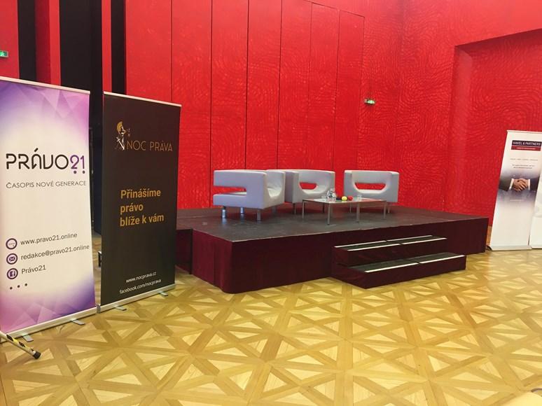 Letos si mohli návštěvníci užít prostory divadla Reduta Foto: Barbora Mitášová