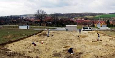 Hledají se posily na záchranné archeologické výzkumy