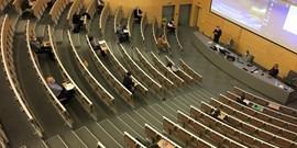 Zpráva ze Zasedání akademického senátu LF MU