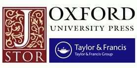 E-knihy JSTOR, Oxford Scholarship a Taylor&Francis