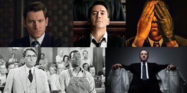 8 filmů a seriálů o právu, které musíte vidět