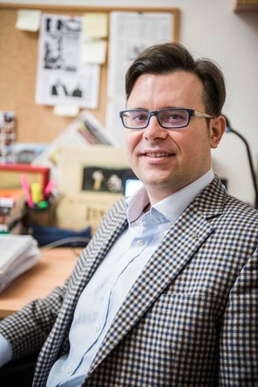 Nejčastějším přestupkem vůči disciplinárnímu řádu je plagiátorství, tvrdí předseda komise Baroš. Foto: Tomáš Hrivňák