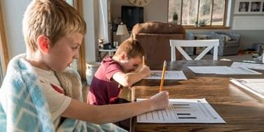 Anketa: Vědci zjišťují, jak rodiče zvládají výuku dětí doma