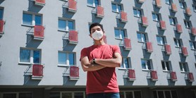 Mexican student stays despite coronavirus as studying at MUNI is worth it