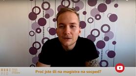 Video k magisterskému studiu na Katedře sociální pedagogiky