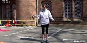 Díl 1. NORDIC WALKING – nastavení a úchop holí
