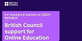Bezplatná online podpora studia a výuka angličtiny British Council