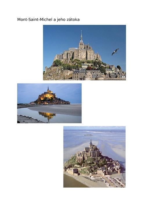 Památky Francie 1