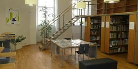 Obnovení provozu knihovny v univerzitním centru Telč