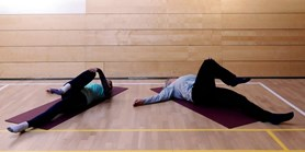 Díl 6. Uvolňovací a protahovací cvičení 1