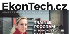 Příběh absolventky o trainee programu ve společnosti E.ON