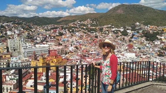 Dominika Cvejnová, studijní pobyt na University of Guadalajara, Mexiko