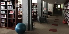 Knihovna FSS od 1. června opět otevřena
