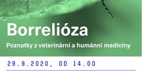 Borrelióza - Poznatky z veterinární a humánní medicíny