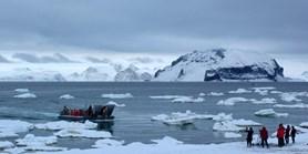 Vědci se vrátili z Antarktidy