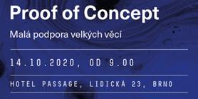 Proof of concept konference: Registrace spuštěna