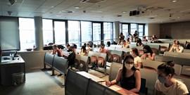 Třídenní maraton přijímacích zkoušek na magisterské programy LF MU