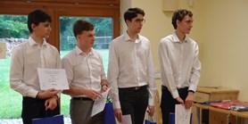 Porota ocenila středoškoláky v soutěži Bohatství Země