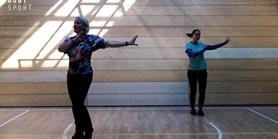 Tančíme se Zorou - Salsa