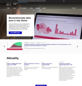 MUNI MED | Institute of Biostatistics and Analyses