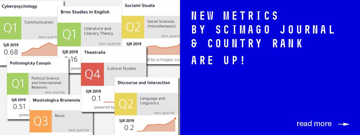 New metrics by Scimago Journal & Country Rank are up!