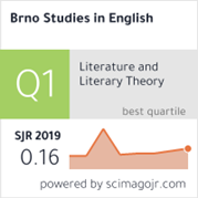 Odkaz na Scimago Ranking Brno Studies in English