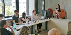 Setkání zástupců pracovišť vzdělávajících nelékařské studijní programy