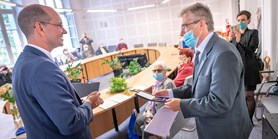 Práci brněnských germanistů ocenil německý spolkový prezident