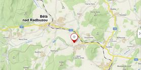 Slabé zemětřesení u Bělé nad Radbuzou 3. 7. 2020