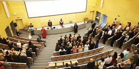 Slavnostní promoce absolventů na Lékařské fakultě MU