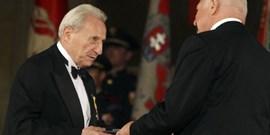 Smuteční oznámení: zemřel profesor Ladislav Bařinka